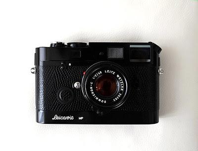 LeicaM7 a la carte + Leicavit