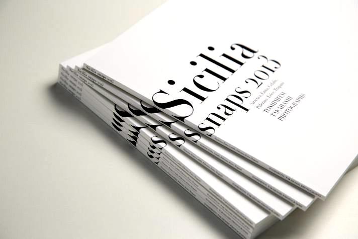 高橋俊充写真集「SiciliaSnaps 2013」