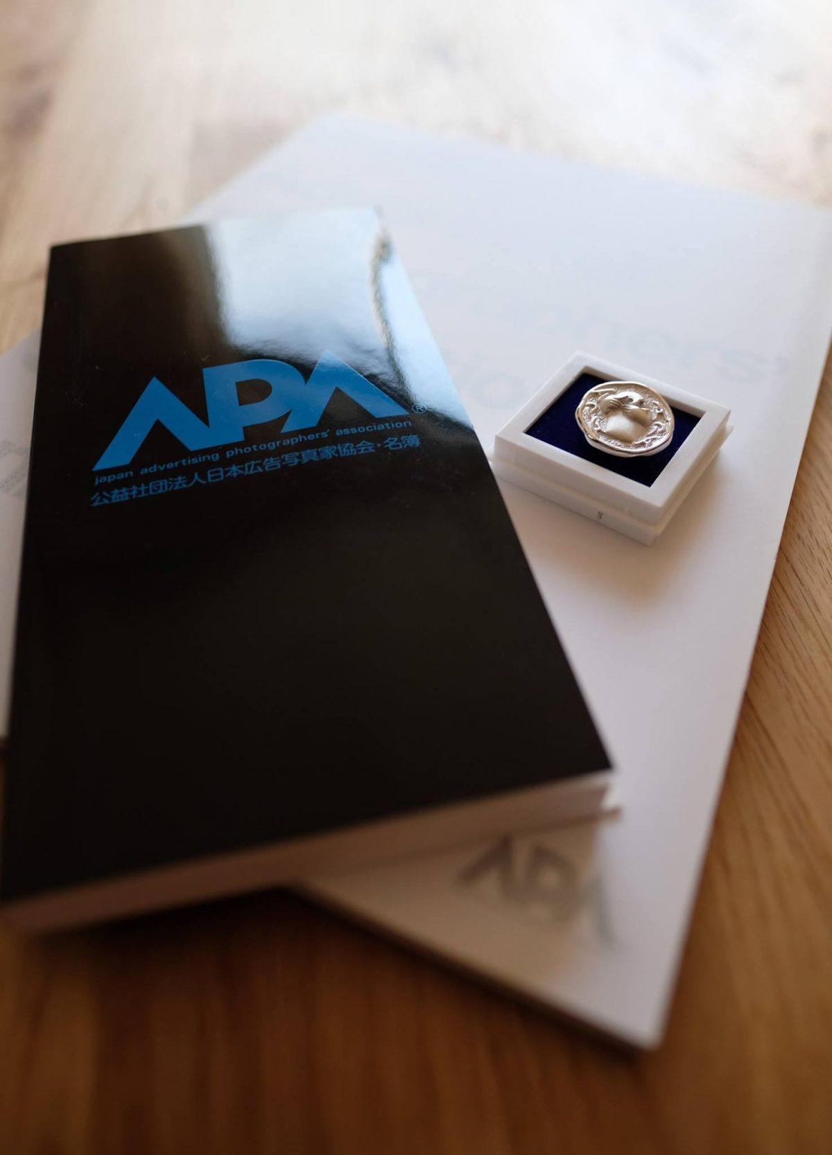 APA(公益社団法人 日本広告写真家協会)正会員