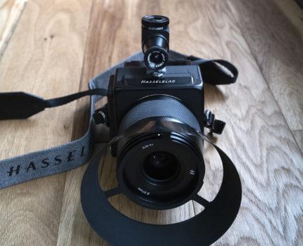 Hasselblad 907X + CFV II 50c